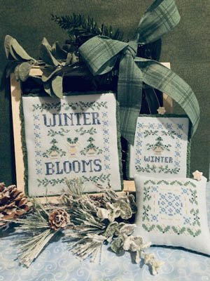 Winter Blooms ~ Scissor Tail Designs