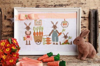 Carrots for Sale ~ Madame Chantilly