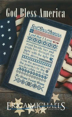 God Bless America ~ Erica Michaels