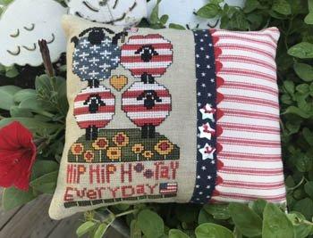Hip Hip Hooray Everyday ~ Amy Bruecken