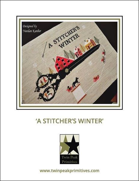 A Stitcher's Winter ~ Twin Peak Primitives