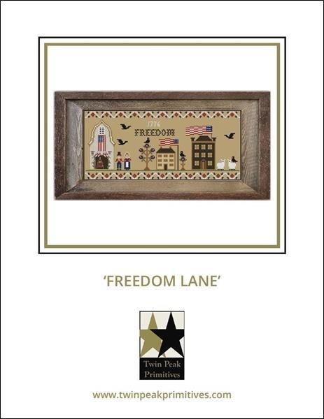 Freedom Lane ~ Twin Peak