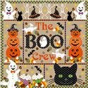The Boo Crew ~ Sugar Stitches