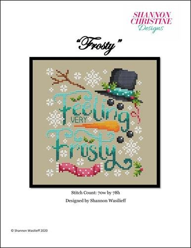 Frosty ~ Shannon Christine