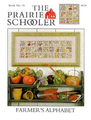 Farmer's Alphabet ~ Prairie Schooler