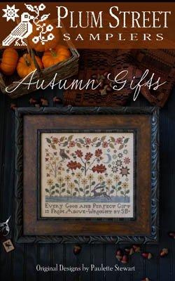 Autumn Gifts ~ Plum Street Sampler