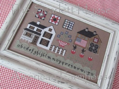 American Farmhouse ~ Scarlett House