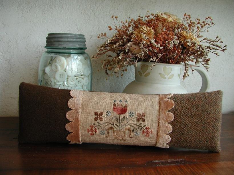 Autumn Majesty ~ Threadwork Primitives