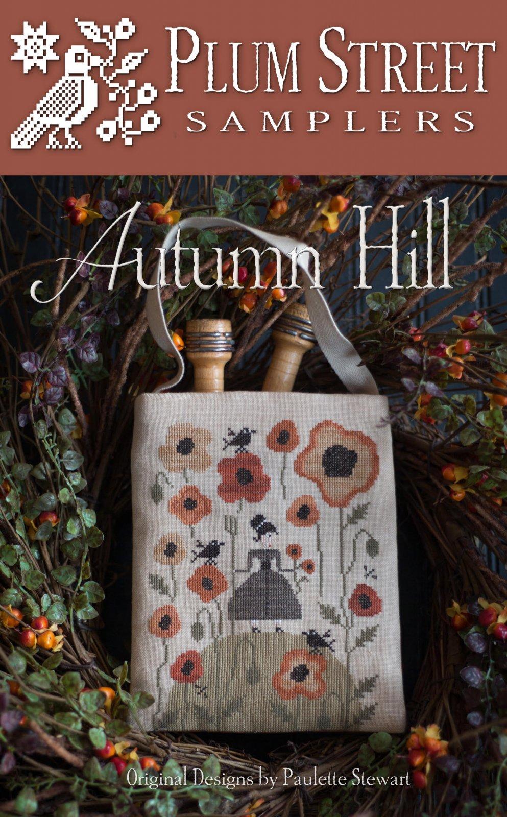 Autumn Hill ~ Plum Street Sampler