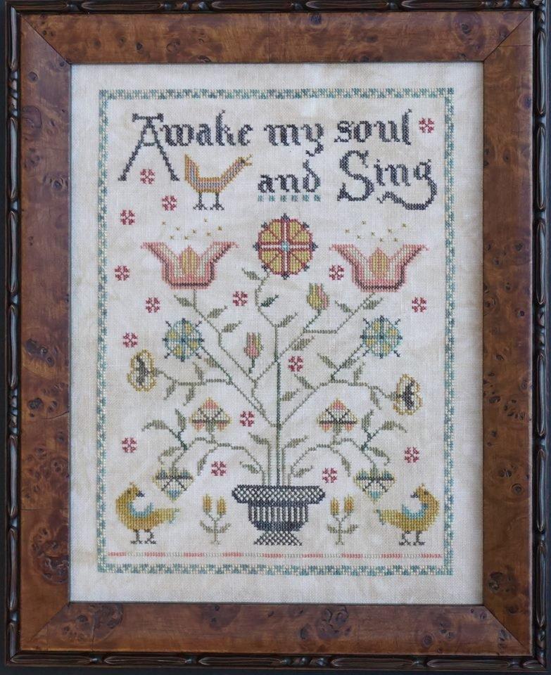 Awake My Soul ~ La D Da