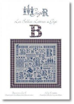 Les Belles Lettres B ~ Gigi R
