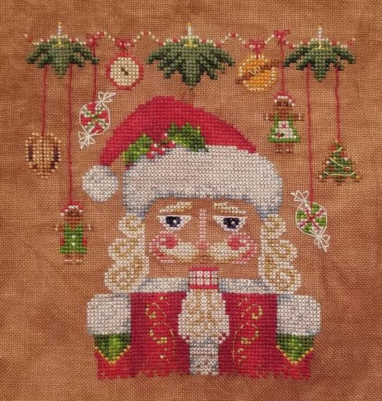 Christmas Eve Nutcracker ~ Blackberry Lane