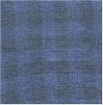 28 ct Natural/Blue Jeans Gingham Linen