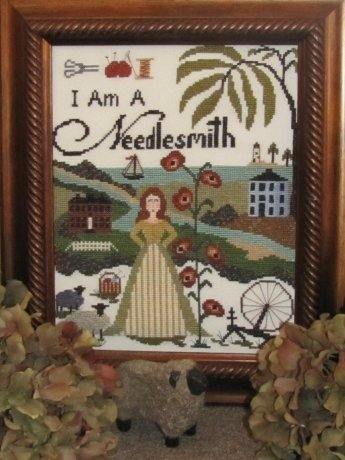 I am a Needlesmith ~ By the Bay