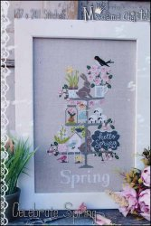 Celebrate Spring ~ Madam Chantilly