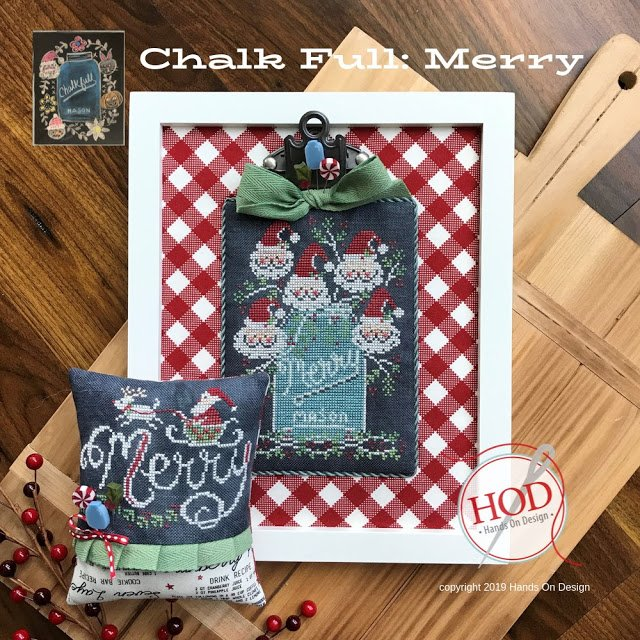 Chalk Full Merry ~ HOD