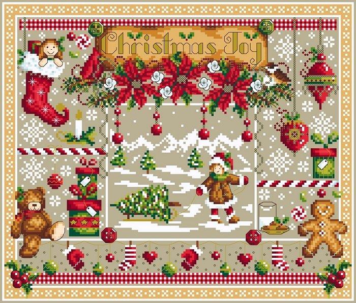 Christmas Joy ~ Shannon Christine