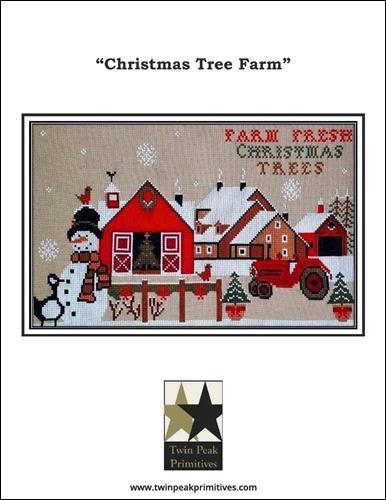 Christmas Tree Farm ~ Twin Peak
