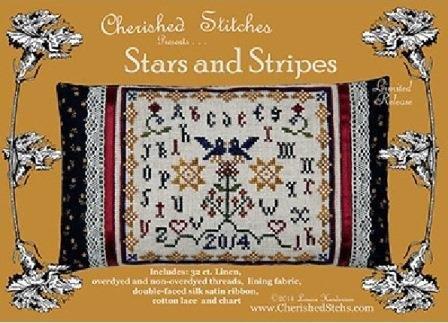 Stars & Stripes kit ~ Cherished Stitches