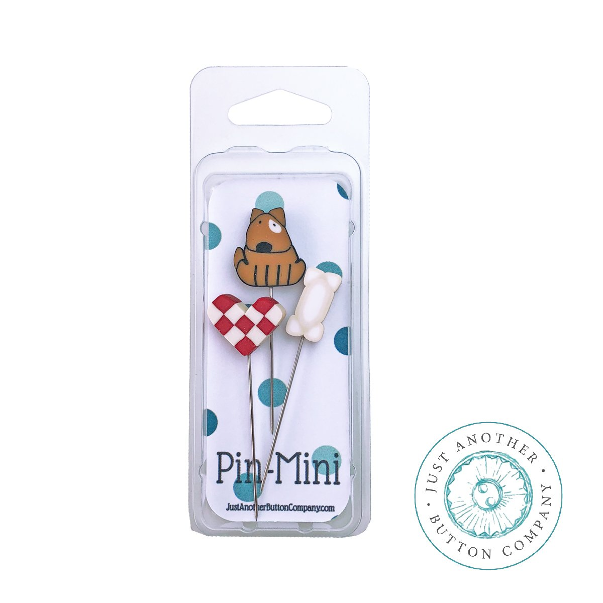 Dog Lover Pin Mini