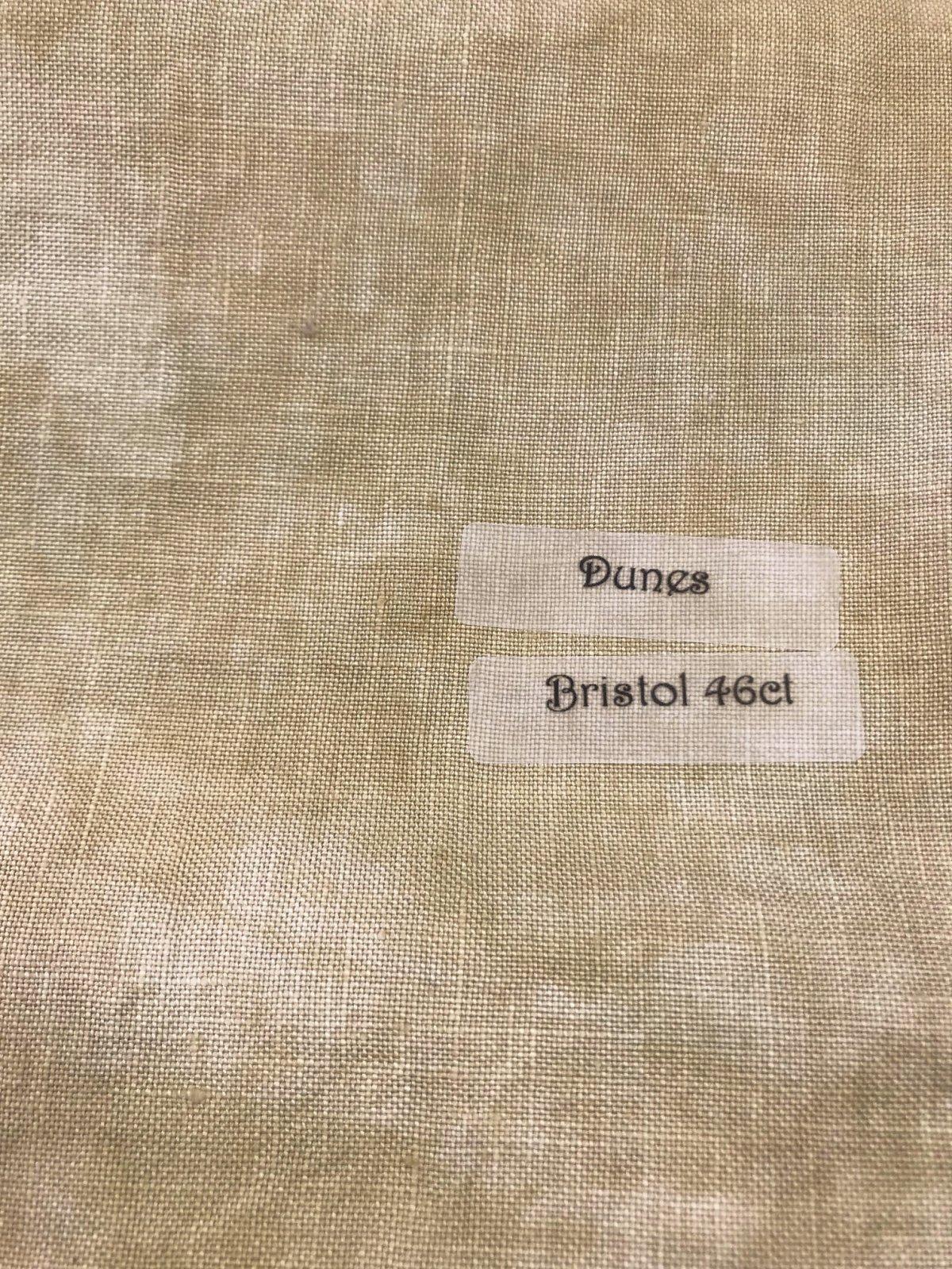 46 ct Dunes Bristol Fabric ~ FOW