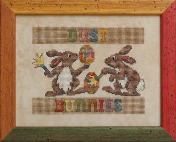Dust Bunnies ~ Glendon Place
