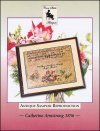 Catherine Armstrong 1856 ~ Cross Stitch Antiques