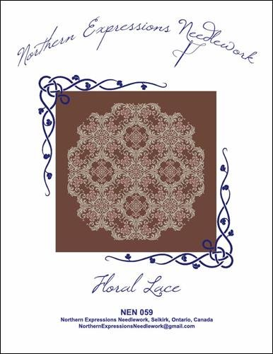 Floral Lace ~ Northern Expressions