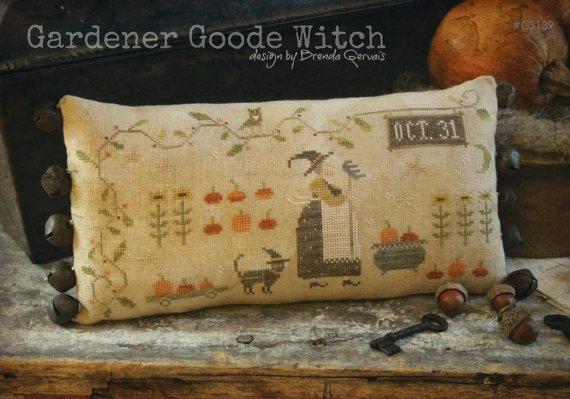 Gardener Goode Witch ~ WTN