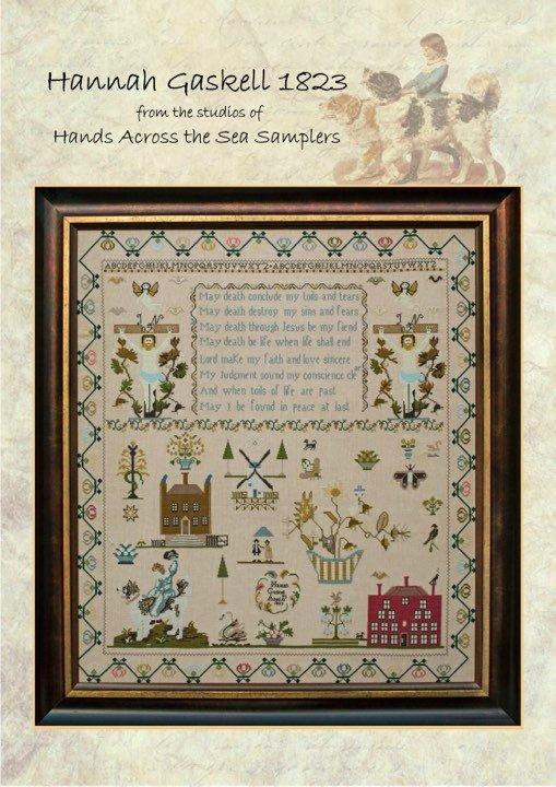 Hannah Gaskell 1829 ~ HATS