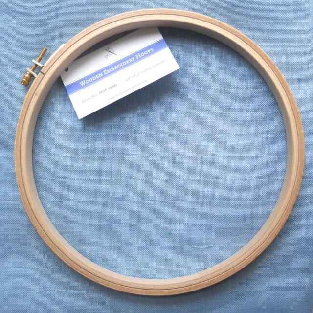 7/8 x 6 Hardwick Wood Embroider Hoop