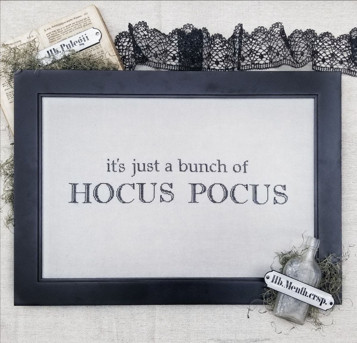 Hocus Pocus ~ Hello from Liz