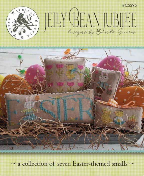 Jelly Bean Jubilee ~ WTN