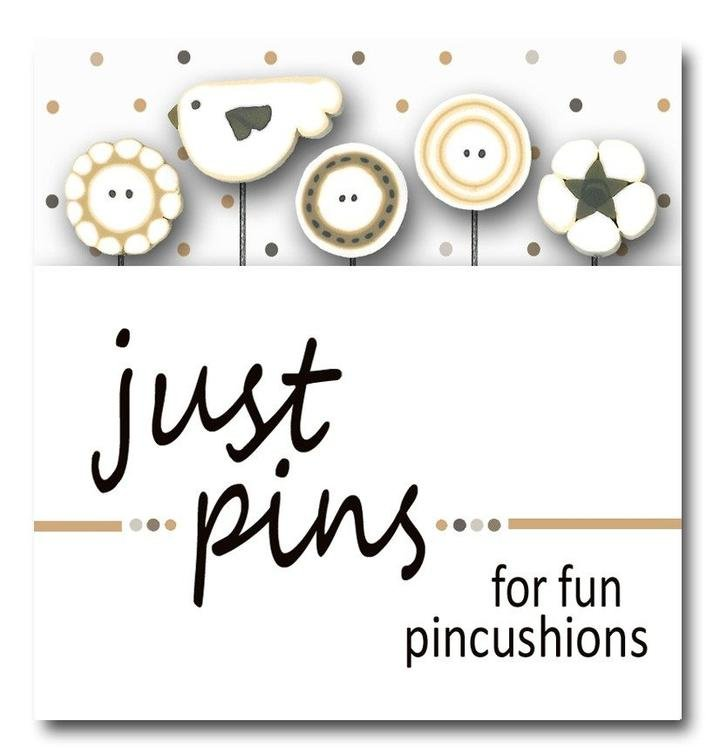 Just Pins Button Box ~ Jabco