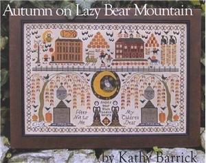 Autumn on Lazy Bear Mountain ~ Kathy Barrick
