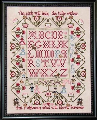 Le Jardin de Lapin ~ Praiseworthy Stitches