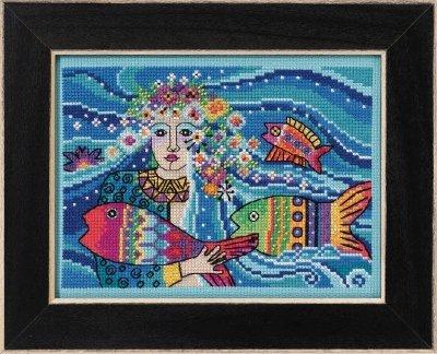 Ocean Goddess ~ Mill Hill