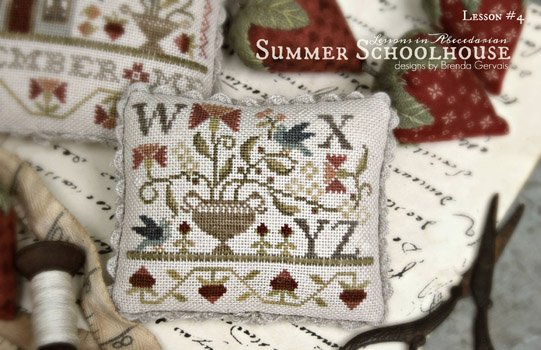 Summer Schoolhouse Lesson #4 ~WTN