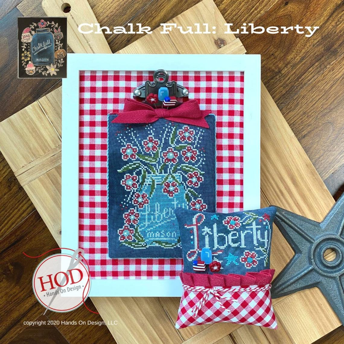Liberty Chalk Full ~ HOD