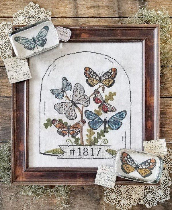 Butterfly Cloche ~ Hello From Liz Mathews