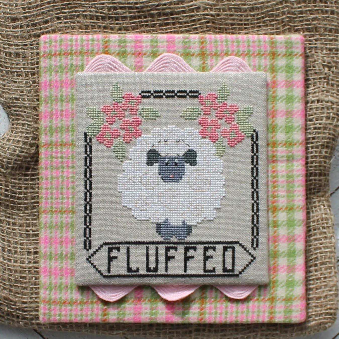 Fluffed ~ Luhu Stitches