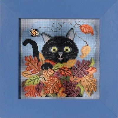 Playful Cat ~ Mill Hill