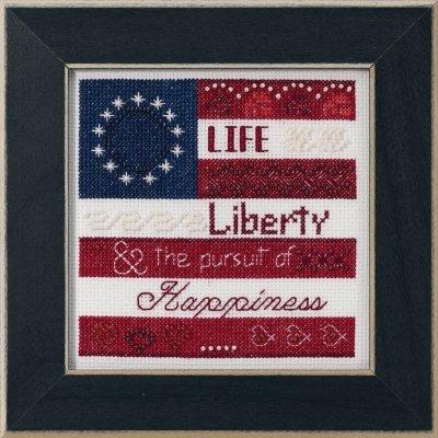 Life, Liberty ~ Mill Hill