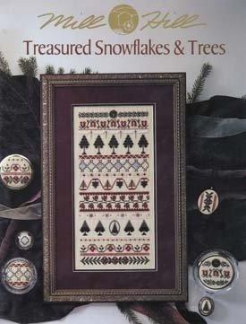 Treasured Snowflakes & Trees ~ Mill Hill