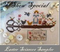 Easter Scissor Sampler ~ Niky's Creations