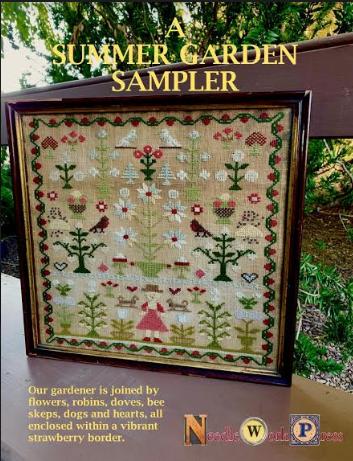 A Summer Garden Sampler ~ NWP