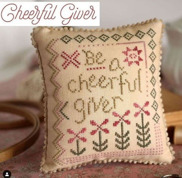 October House ~ Cheer Giver