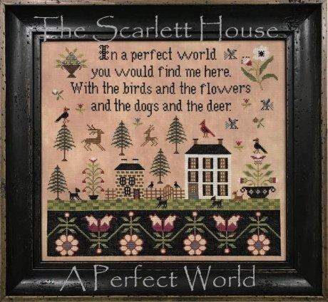 A Perfect World ~ Scarlett House
