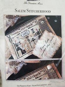 Salem Stitcherhood ~ Primitive Hare