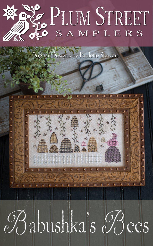 Babushka's Bees ~ Plum Street Samplers